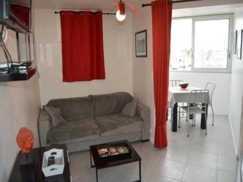 Rental Apartment Le Grand Large 2 : Apartment near Le Barcarès