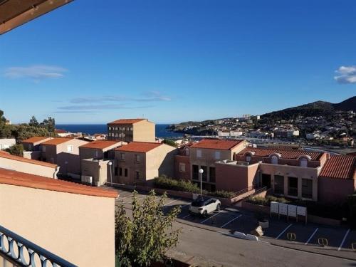 Apartment Agréable appartement t2, vue sur la mer : Apartment near Banyuls-sur-Mer
