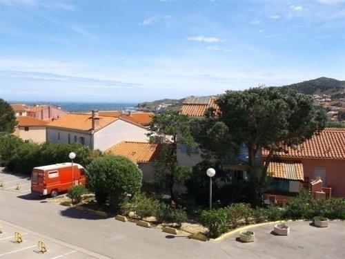 Apartment Proche de la plage des elmes, appartement de type f3 avec terrasse et parking : Apartment near Banyuls-sur-Mer