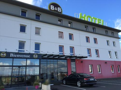 B&B Hôtel Béthune Bruay-la-Buissière : Hotel near La Couture