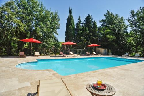 Holiday home Chemin des Ferigoules : Guest accommodation near Lançon-Provence