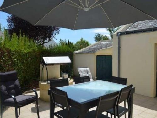 Apartment Riantec - 4 pers, 84 m2, 3/2 : Apartment near Locmiquélic