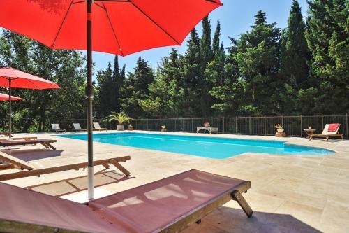Villa Chemin des Ferigoules : Guest accommodation near Lançon-Provence
