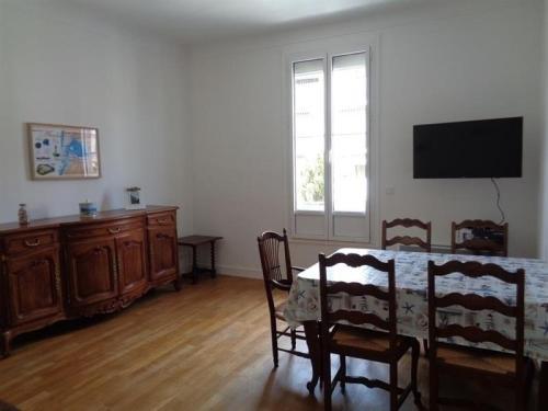 Apartment Appartement t3 renove plein centre ville : Apartment near Arcachon