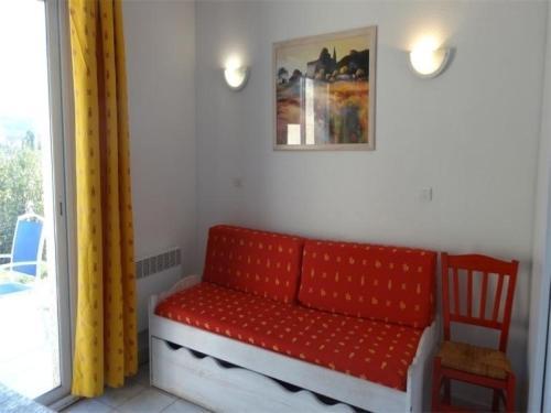 House Salavas - 8 pers, 45 m2, 4/2 : Guest accommodation near Salavas