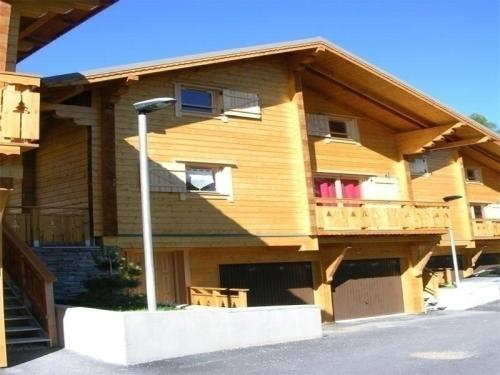 House Hameau des cimes 6 : Guest accommodation near Saint-Jacques-en-Valgodemard