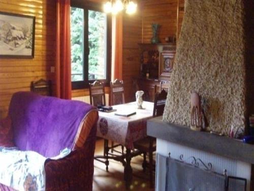 House Chalet le mont-dore proximite du golf : Guest accommodation near Vernines
