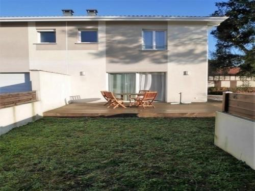 House Maison mitoyenne 3 pieces - capbreton : Guest accommodation near Labenne
