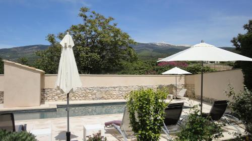 La Garance : Hotel near Flassan