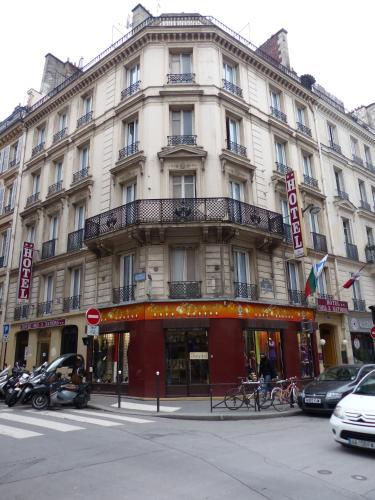 Hôtel Des 3 Nations : Hotel near Paris 10e Arrondissement
