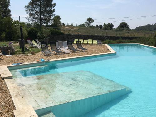 Le Mas Des Tronquisses : Guest accommodation near Saint-Julien-de-Cassagnas