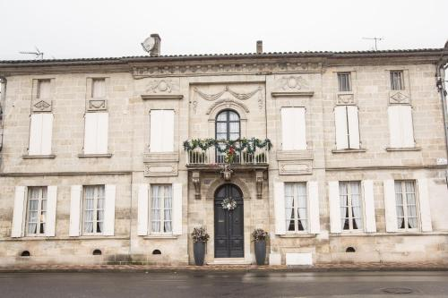 Le Grand Echiquier : Guest accommodation near Lagorce