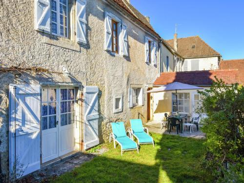 Maison De Vacances - Montfaucon 2 : Guest accommodation near Vaillac