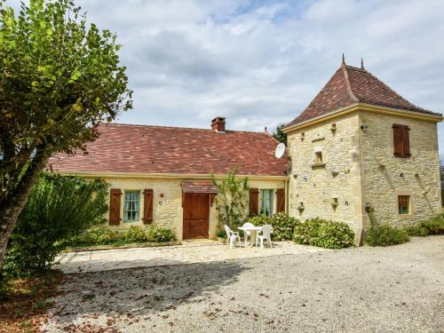 Maison De Vacances - Thédirac 1 : Guest accommodation near Montgesty