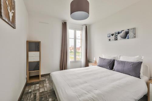 123home-Le park side : Apartment near Jablines