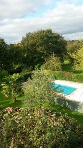 Le bois au sage : Guest accommodation near Lanrigan
