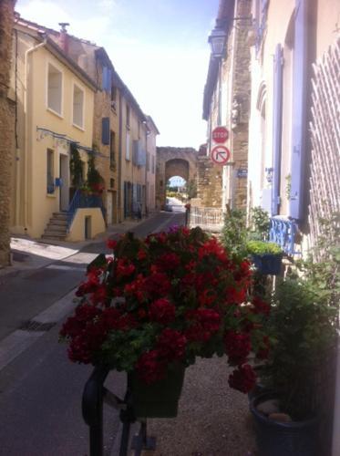 L'AMARILYS : Guest accommodation near Châteauneuf-du-Pape