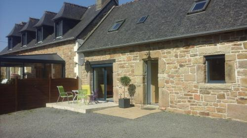 Gîte des korrigans : Guest accommodation near Louannec