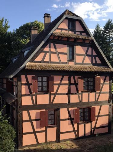 Maison alsacienne : Guest accommodation near Fegersheim