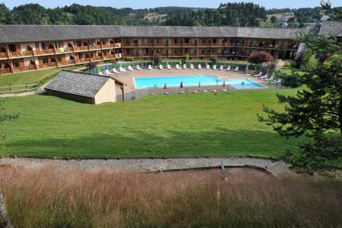 Les Hameaux de Lozere : Resort near Albaret-le-Comtal