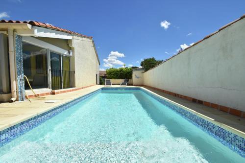 Villa Tourbes : Guest accommodation near Valros