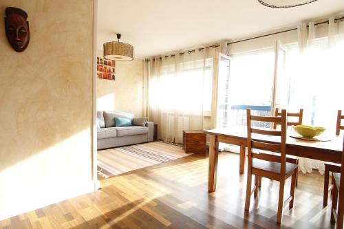 Mon Appart A GERLAND III : Apartment near Saint-Genis-Laval