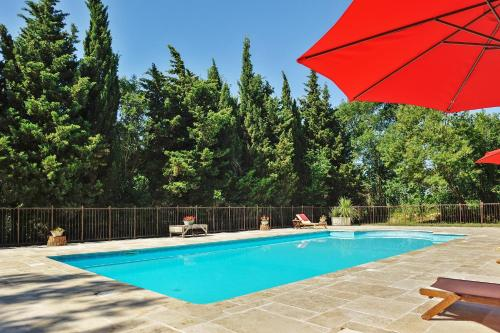 Holiday home Chemin des Ferigoules - 2 : Guest accommodation near Grans