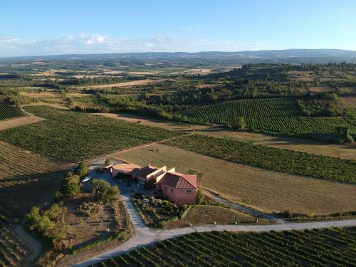 O'Vineyards B&B Carcassonne : Bed and Breakfast near Aragon