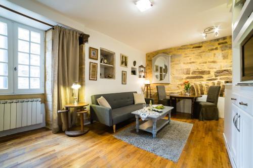 La Ritournelle : Apartment near Saint-André-d'Allas