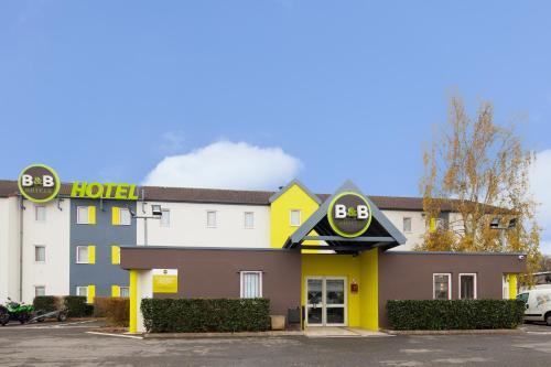 B&B Hôtel PARIS Nord Villepinte : Hotel near Livry-Gargan