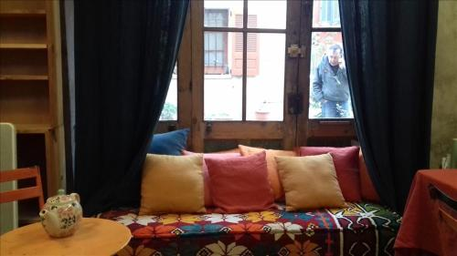 Les Artistes en Balade : Apartment near Pégomas