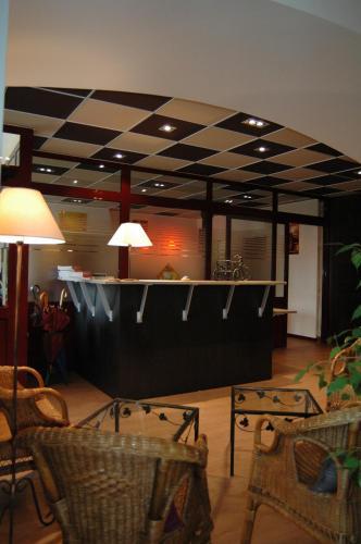 hotel de bourgogne : Hotel near Fleury-la-Montagne