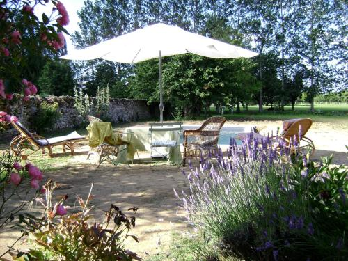 La Maison Haute : Bed and Breakfast near Saint-Georges-sur-Layon
