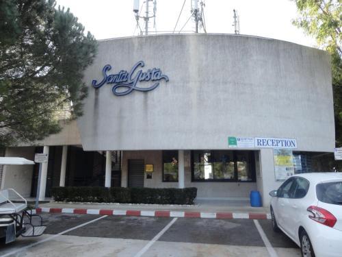 Santa Gusta : Apartment near Ceyreste