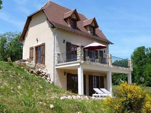 Domaine Fine Fleur : Guest accommodation near Montbrun