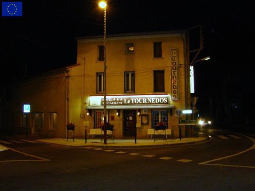 Le Tournedos : Hotel near Luc-sur-Orbieu