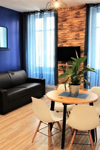 Appartement Design Centre Marseille Vieux-port et Noailles : Apartment near Marseille 1er Arrondissement