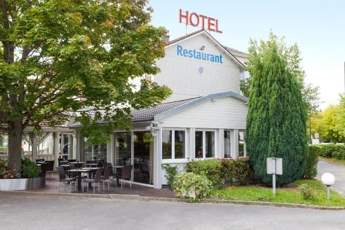 Comfort Hotel Acadie Les Ulis : Hotel near Nozay
