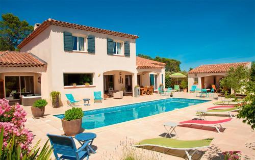 Villa Joséphine Lorgues Hotel - room photo 10239536