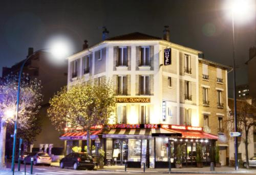L'Olympique : Hotel near Argenteuil