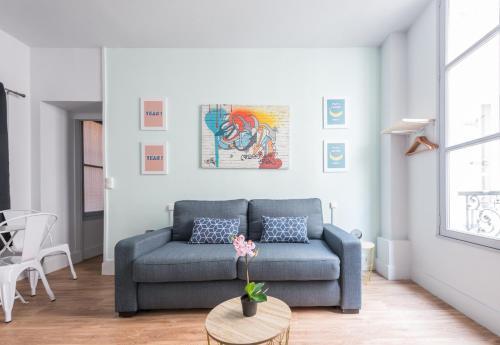 Apartment WS Hôtel de Ville - Musée Pompidou : Apartment near Paris