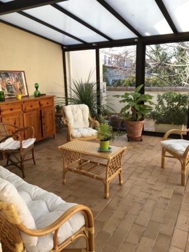 Maison Vigneronne : Guest accommodation near Loupian