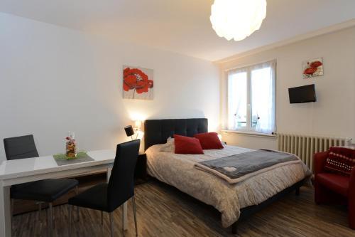 Le gîte de Lena : Apartment near Katzenthal