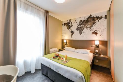 Appart'City Confort Le Bourget - Aéroport : Guest accommodation near Garges-lès-Gonesse