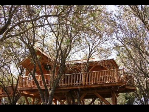 Cabane d'Amour : Guest accommodation near Lespignan
