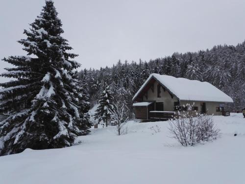 Hôtel Aiguille : Hotel near Forest-Saint-Julien