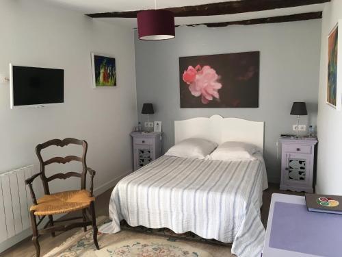 Chambre D'hôtes De Bellevue : Bed and Breakfast near Saint-Maden