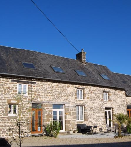 Gites Le Bisson : Guest accommodation near Saint-Aubin-Fosse-Louvain