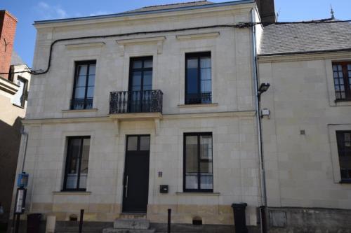 Les Nuits de Cé : Apartment near Saint-Jean-de-la-Croix