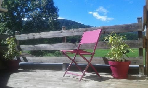 Evasion Nature : Guest accommodation near Rimbach-près-Masevaux
